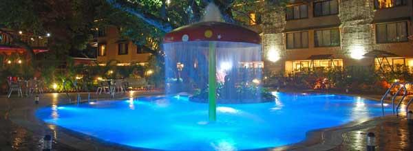 Hotel Saket Plaza Mahabaleshwar