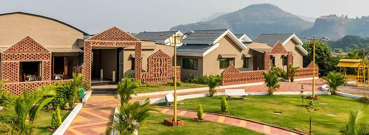 Saj Resort Malshej ghat