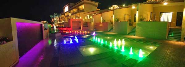 Sumanraj Resort mahabaleshwar